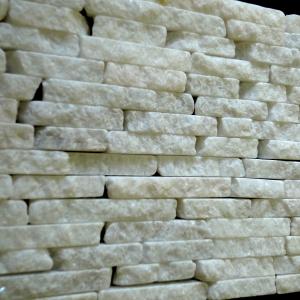 1xSerbestBoy Beyaz Antik Patlatma Mermer-PM101