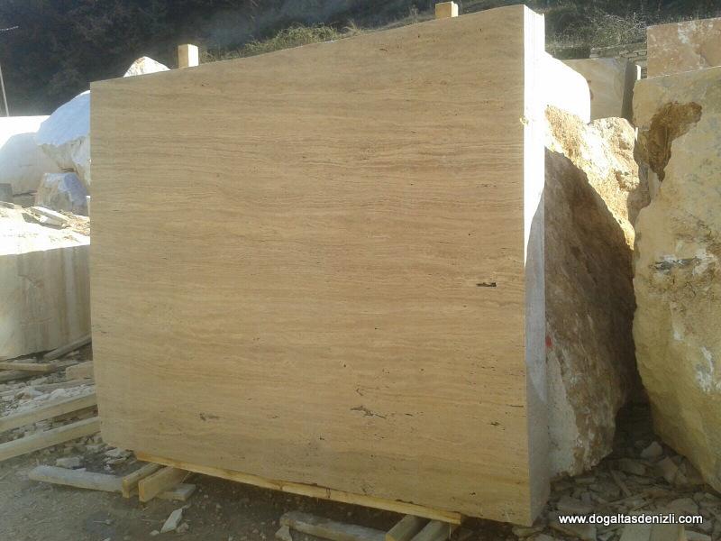 Vein cut Traverten Plaka, DPL101