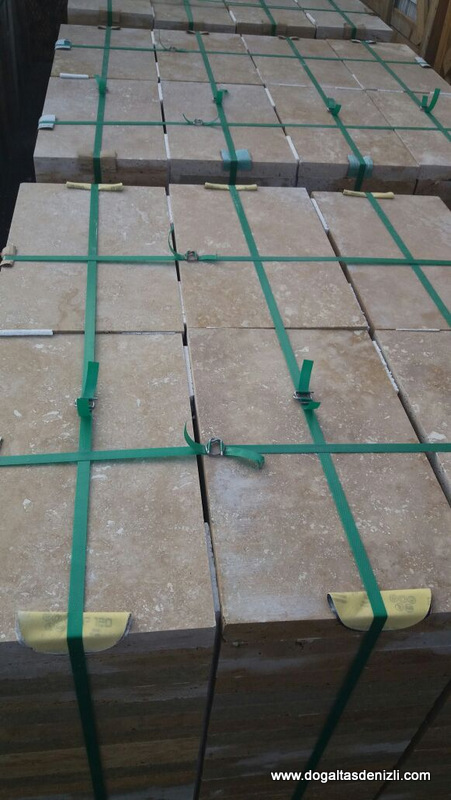 3x30x60 Dolgulu Honlu Traverten, DDH123
