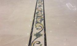 2x60x60 cm Cilalı Bej Mermer,DCM107